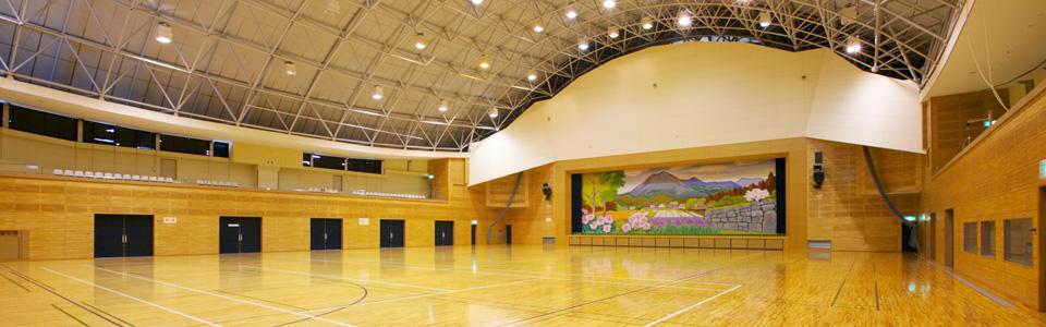 豊平ウイング体育館