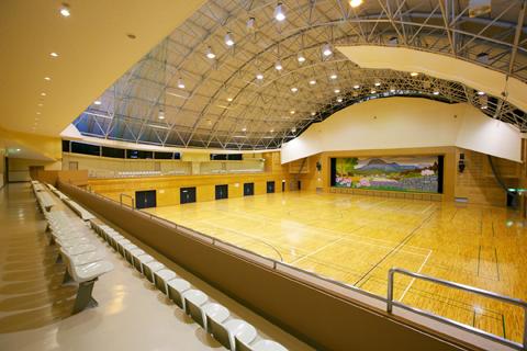 体育館-豊平ウイング